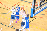 SJHS Girl's B-ball V. Buffalo-0222