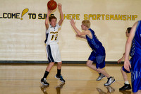 SJHS Boy's Basketball V. Buffalo-1477