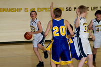 SJHS Boy's Basketball V. Twin Spruce-3051