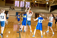 8th Girl's Basketball V. Twin Spruce