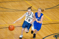 SJHS Girl's B-ball V. Buffalo-0219