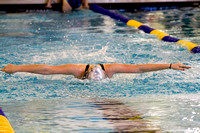 SJHS Swimming--Home Meet